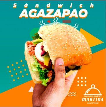 Sandwich Agazapao